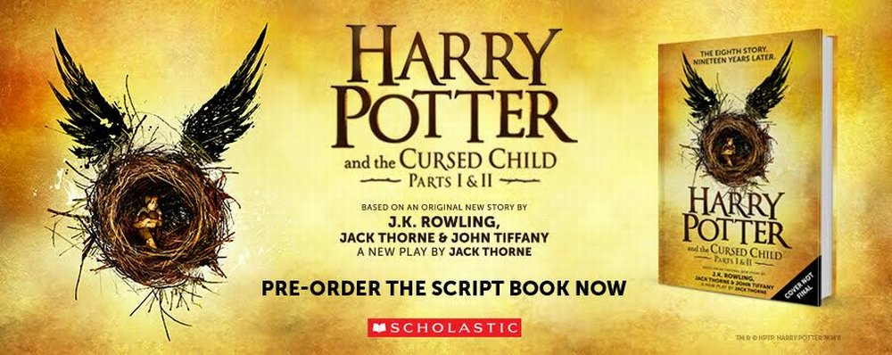 Harry Potter 8 Cursed Child